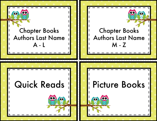 Classroom-Library-Bin-Labels